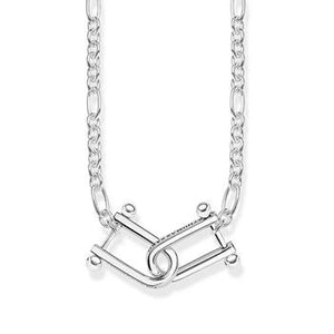 Thomas Sabo Iconic Interlock Necklace 48/51/55cm
