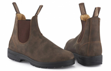 Load image into Gallery viewer, BStone 585 Boots Rustic Brown
