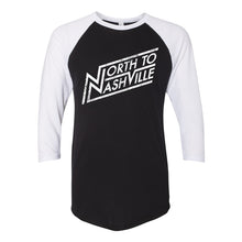 Load image into Gallery viewer, NTN Raglan 3/4 Sleeve T-Shirt