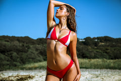 LAGUNA TOP RED