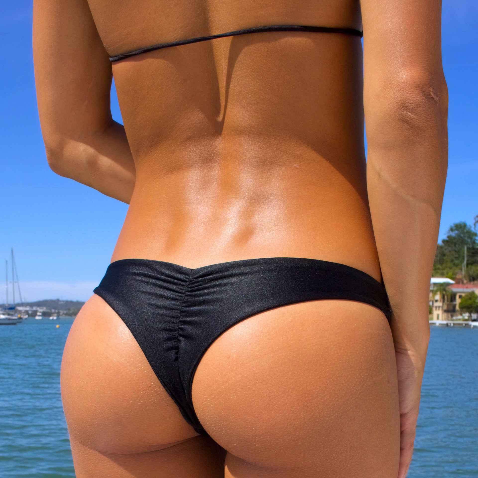 THE LBB (Little Black Bikini)