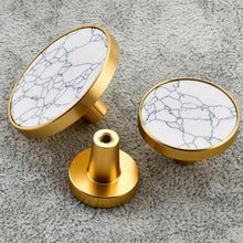 Load image into Gallery viewer, INSPIRA LIFESTYLES - Bon Knob Handles - CABINET HARDWARE, DRAWER PULLS, FURNITURE HANDLES, HARDWARE, KNOBS, WALL HOOKS