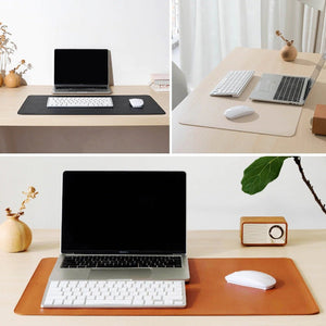 INSPIRA LIFESTYLES - Desk Mat Mouse Pad - DESK COVER, DESK MAT, DESK PAD, HOME OFFICE, MOUSE PAD, OFFICE, WRITING PAD