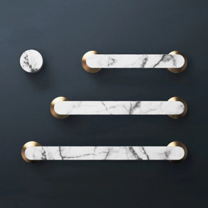 INSPIRA LIFESTYLES - Sil Knob & Pull Handles - CABINET HARDWARE, DRAWER PULLS, FURNITURE HANDLES, HARDWARE, KNOBS