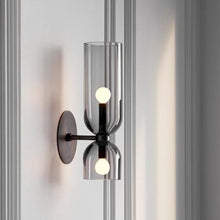 Load image into Gallery viewer, Marilyn Glass Wall Sconce