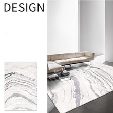 Load image into Gallery viewer, INSPIRA LIFESTYLES - White Marble Large Area Rug - ABSTRACT RUG, ACCENT RUG, ACRYLIC RUG, AREA RUG, BEDROOM CARPET, CARPET, DINING ROOM CARPET, FLOOR COVERING, FLOOR MAT, HOTEL CARPET, LIVING ROOM CARPET, MARBLE, MODERN RUG, PILE CARPET, RECTANGLE AREA RUG, RUG, RUGS, WOVEN RUG
