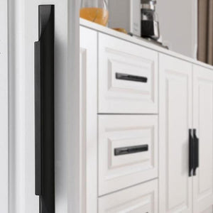 INSPIRA LIFESTYLES - Vil Pull Handles - CABINET HARDWARE, DOOR HARDWARE, DOOR PULLS, DRAWER PULLS, FURNITURE HANDLES, HARDWARE