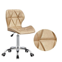 Load image into Gallery viewer, INSPIRA LIFESTYLES - Crisscross Desk Chair - ADJUSTABLE, ADJUSTABLE HEIGHT, CHAIR, CHAIRS, COMPUTER CHAIR, DESK, DESK CHAIR, HOME OFFICE, MODERN, OFFICE, OFFICE CHAIR
