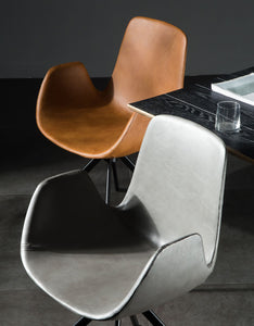 INSPIRA LIFESTYLES - Milan Upholstered Chair - CHAIR, CHAIRS, COMPUTER CHAIR, DESK CHAIR, DINING CHAIR, MODERN, UPHOLSTERED