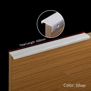 INSPIRA LIFESTYLES - Fos Long Pull Handles - CABINET HARDWARE, DRAWER PULLS, FURNITURE HANDLES, HARDWARE