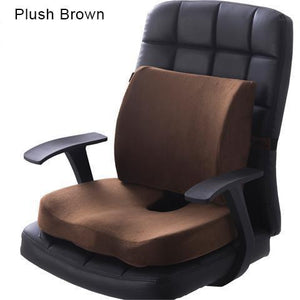 INSPIRA LIFESTYLES - Ergonomic Support Cushion Set - HOME OFFICE, OFFICE, OFFICE CHAIR