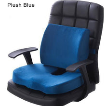 Load image into Gallery viewer, INSPIRA LIFESTYLES - Ergonomic Support Cushion Set - HOME OFFICE, OFFICE, OFFICE CHAIR