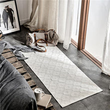 Load image into Gallery viewer, INSPIRA LIFESTYLES - Cecil Hand Woven Rug - DOORMAT, GEOMETRIC, HAND WOVEN RUG, RUG, RUNNER, WOVEN RUG