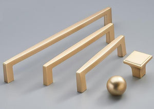 INSPIRA LIFESTYLES - Kas Knob & Pull Handles - CABINET HARDWARE, DRAWER PULLS, FURNITURE HANDLES, HARDWARE, KNOBS