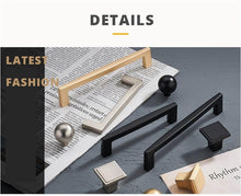 Load image into Gallery viewer, INSPIRA LIFESTYLES - Kas Knob & Pull Handles - CABINET HARDWARE, DRAWER PULLS, FURNITURE HANDLES, HARDWARE, KNOBS