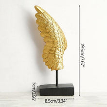 Load image into Gallery viewer, INSPIRA LIFESTYLES - Modern Wing Sculptures - ACCESSORIES, DECOR, DECORATION, SCULPTURE, WINGS