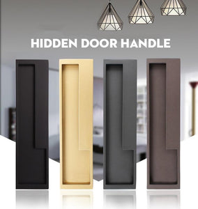 INSPIRA LIFESTYLES - Lit Recessed Pull Handles - CABINET HARDWARE, DOOR PULLS, DRAWER PULLS, FURNITURE HANDLES, HARDWARE