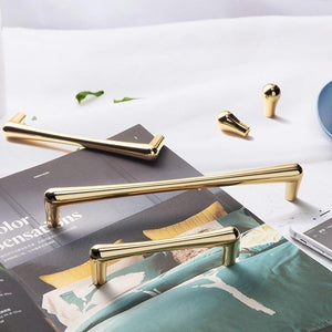 INSPIRA LIFESTYLES - Mar Knob & Pull Handles - CABINET HARDWARE, DRAWER PULLS, FURNITURE HANDLES, HARDWARE