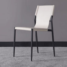 Load image into Gallery viewer, INSPIRA LIFESTYLES - Saddle Leather Chair II - CHAIR, CHAIRS, DINING CHAIR