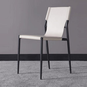 INSPIRA LIFESTYLES - Saddle Leather Chair II - CHAIR, CHAIRS, DINING CHAIR