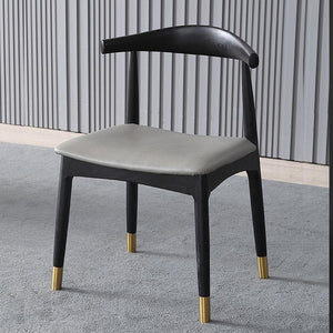 INSPIRA LIFESTYLES - Solid Wood Chair - BISTRO CHAIR, BLACK, CHAIR, CHAIRS, DINING CHAIR, DINING ROOM, MODERN CHAIR, NORDIC CHAIR, RESTAURANT CHAIR, WOOD, WOOD CHAIR