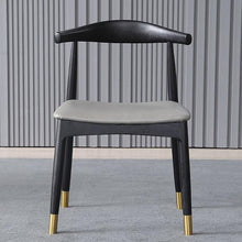 Load image into Gallery viewer, INSPIRA LIFESTYLES - Solid Wood Chair - BISTRO CHAIR, BLACK, CHAIR, CHAIRS, DINING CHAIR, DINING ROOM, MODERN CHAIR, NORDIC CHAIR, RESTAURANT CHAIR, WOOD, WOOD CHAIR