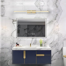 Load image into Gallery viewer, INSPIRA LIFESTYLES - Victoria LED Vanity Light - BATHROOM LIGHT, LED, LED LIGHT, LIGHT FIXTURE, LIGHTING, LINEAR LIGHT, MAKE UP LIGHT, MINIMALIST, POLISHED CHROME, VANITY LIGHT, WALL LAMP, WALL LIGHT