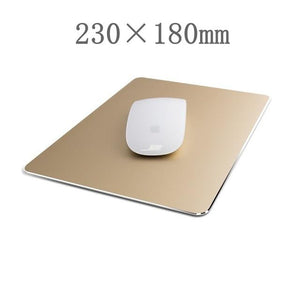 INSPIRA LIFESTYLES - Aluminum Mouse Pad - HOME OFFICE, MOUSE PAD, OFFICE