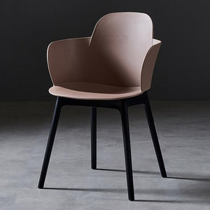 INSPIRA LIFESTYLES - Molded Plastic Resin Chair - BISTRO CHAIR, CAFE CHAIR, CASUAL CHAIR, CHAIR, CHAIRS, DINING CHAIR, GAMES CHAIR, LEISURE CHAIR, MINIMAL, MODERN CHAIR, MOLDED CHAIR, PATIO CHAIR, PLASTIC CHAIR, RESIN CHAIR, RESTAURANT CHAIR