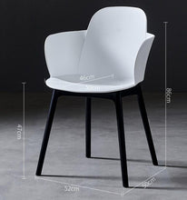 Load image into Gallery viewer, INSPIRA LIFESTYLES - Molded Plastic Resin Chair - BISTRO CHAIR, CAFE CHAIR, CASUAL CHAIR, CHAIR, CHAIRS, DINING CHAIR, GAMES CHAIR, LEISURE CHAIR, MINIMAL, MODERN CHAIR, MOLDED CHAIR, PATIO CHAIR, PLASTIC CHAIR, RESIN CHAIR, RESTAURANT CHAIR