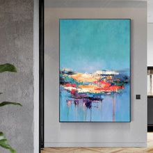 Load image into Gallery viewer, Reverie Abstract Oil Painting