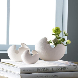 INSPIRA LIFESTYLES - Nest Handmade Vase - ACCESSORIES, DECOR, VASE, VASES