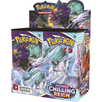 Pokemon Chilling Reign Booster Box Preorder