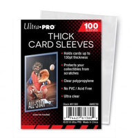 Ultra Pro Thick Soft Card Sleeves
