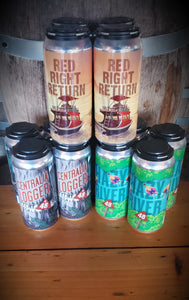 Mixed Berries Cider
