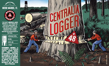 Load image into Gallery viewer, Centralia Logger (American lager)