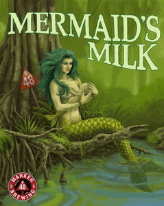 Mermaids Milk (milk stout)