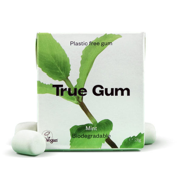True Gum - Mint Pack à 21g