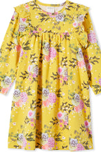 Load image into Gallery viewer, MILKY VINTAGE DRESS MIMOSA