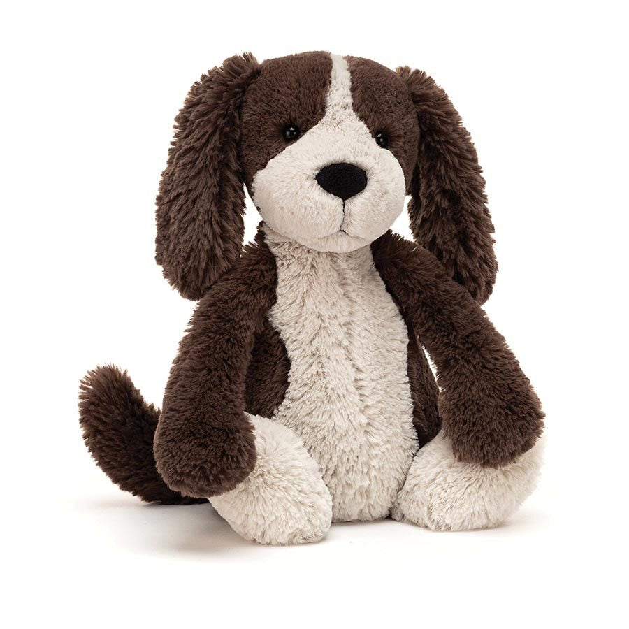 JELLYCAT BASHFUL FUDGE PUPPY MED