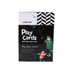 JELLYSTONE PLAY CARDS NATURE EDITION