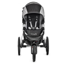 Load image into Gallery viewer, BABY JOGGER CITY X3 BLACK GREY