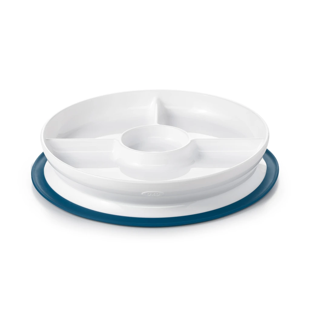 OXO TOT STICK AND STAY DIVIDED PLATE