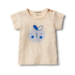 WILSON & FRENCHY SWEET APPLE TEE