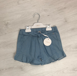 FOX AND FINCH SCANDI CHAMBRAY SHORT 3