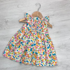 KORANGO PARTY DRESSES BRIGHT FLORAL