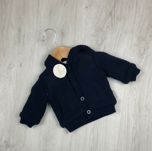 BEANSTORK HOODED LINED CDGN NAVY 3M