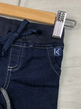 Load image into Gallery viewer, KORANGO EXCAVATOR FAUX DENIM PANT DARK
