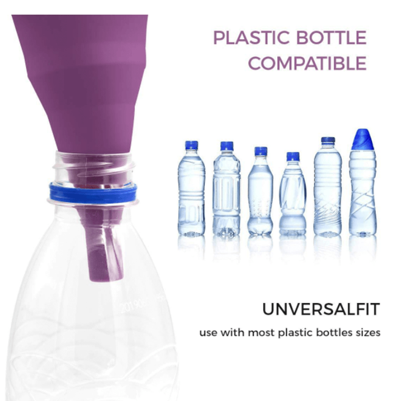Reusable Female Urinal Funnel