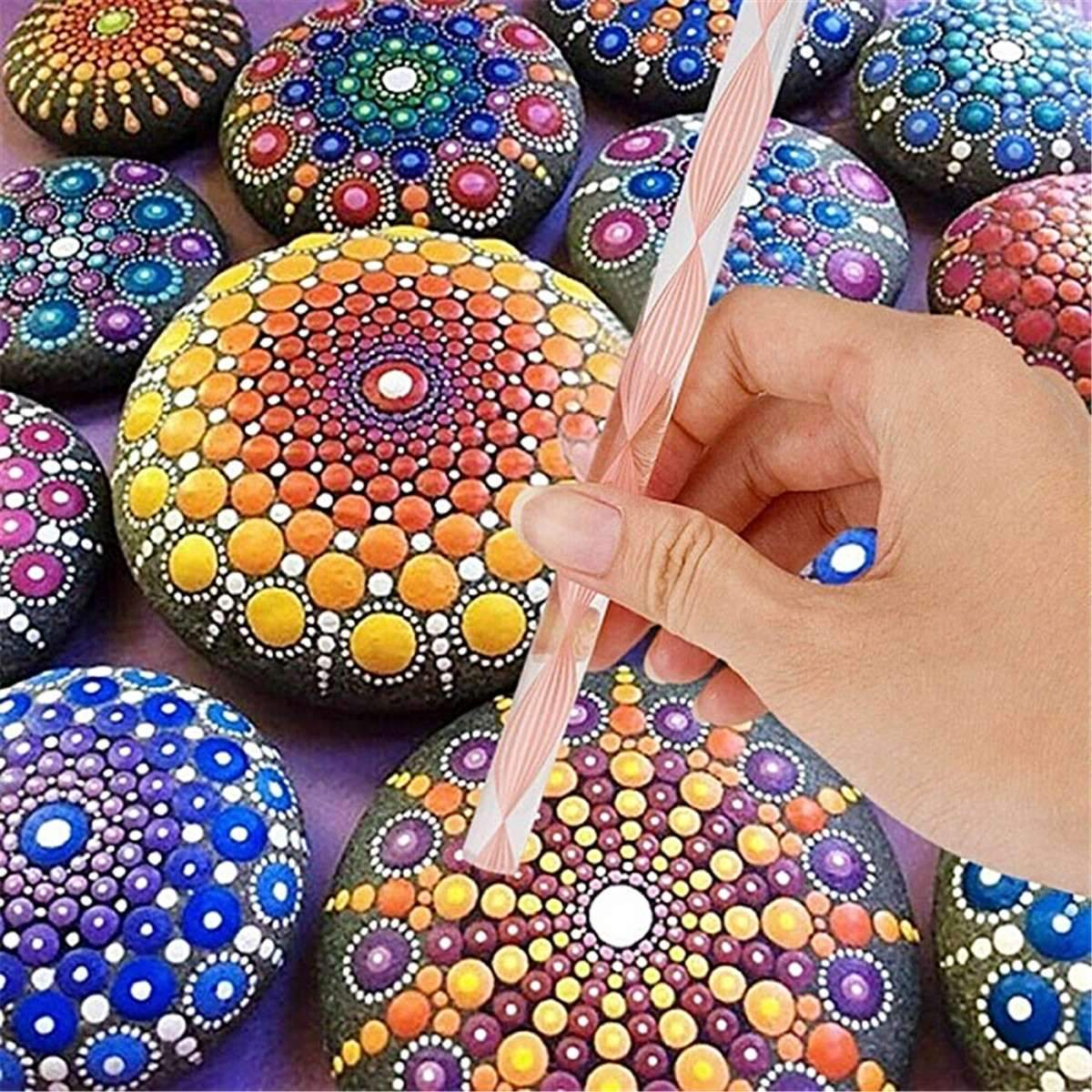 DIY Mandala Dotting Tool Kit